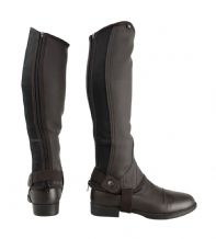 HyLAND Synthetic Combi Leather Chaps- Adults